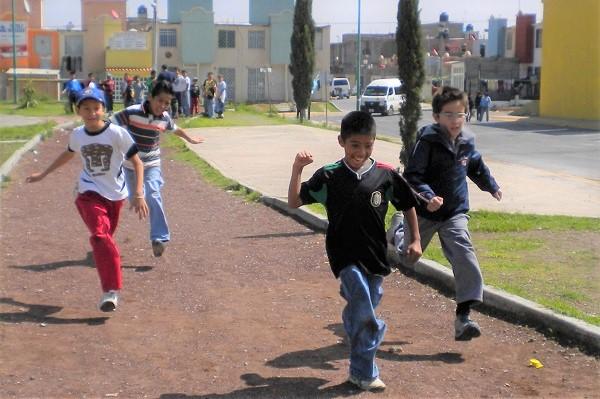 El Tejocote Casa Parrocchiale Vacanze utili corsi estivi per i bambini organizzati dalla parrocchia Attivitá con i vigili del fuoco